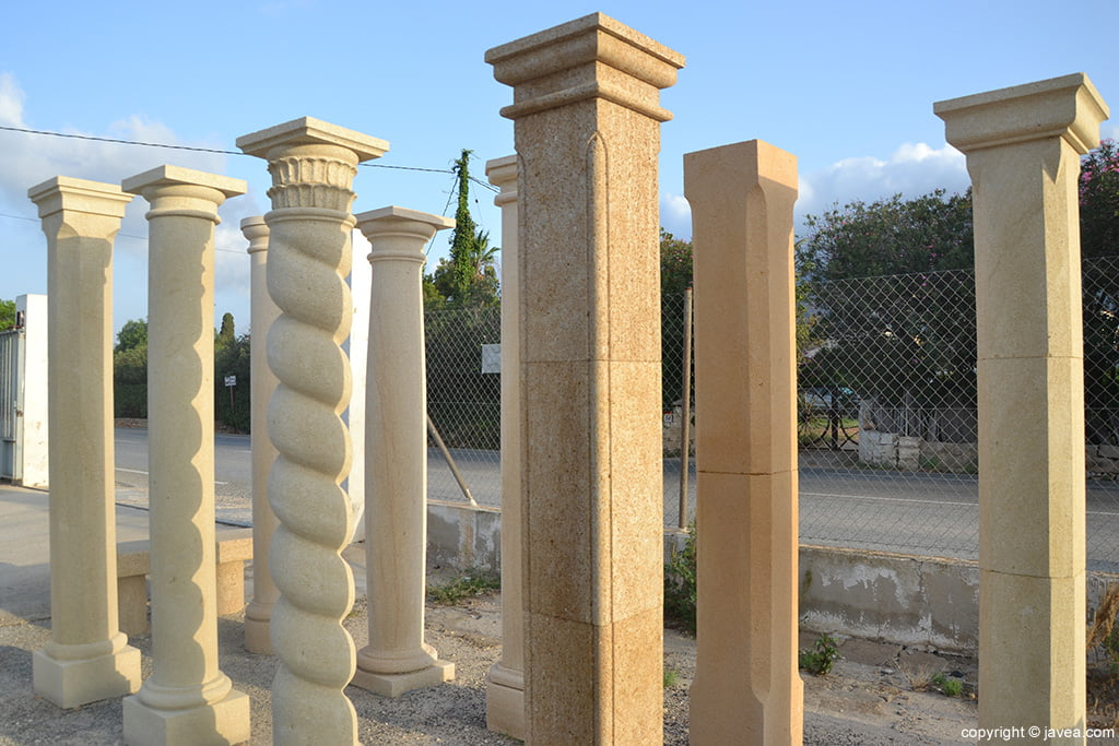 columnes Artosca