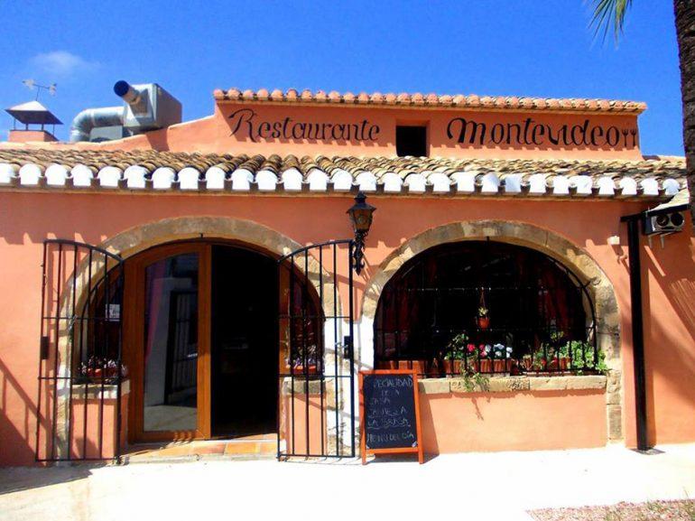 Entrada Restaurante Montevideo