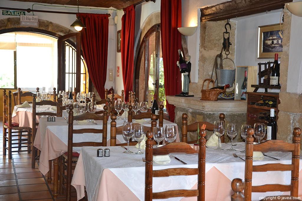 Mesas Restaurante Montevideo