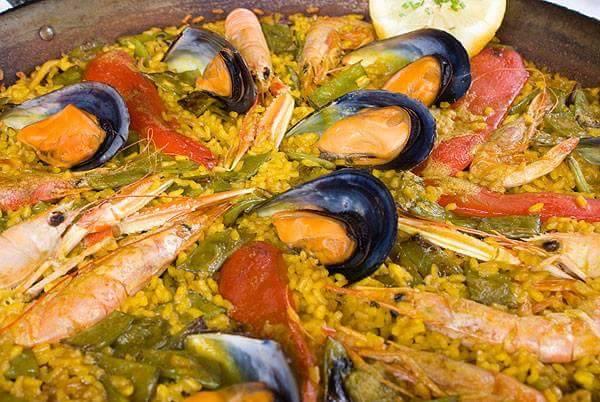 Paella en Arròs i més