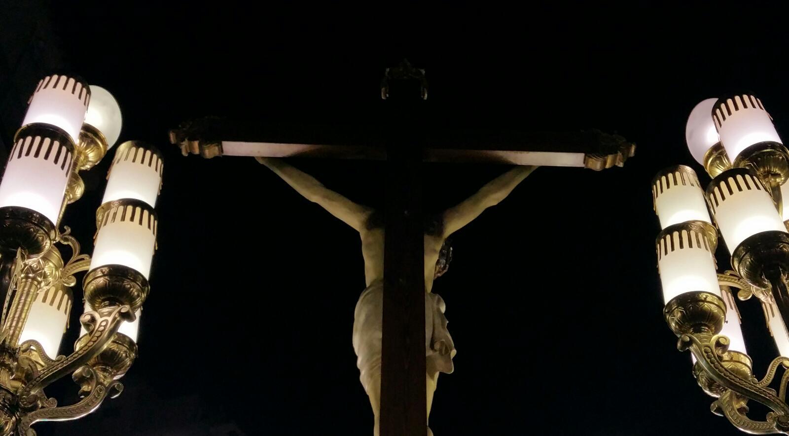 Procesión del Cristo