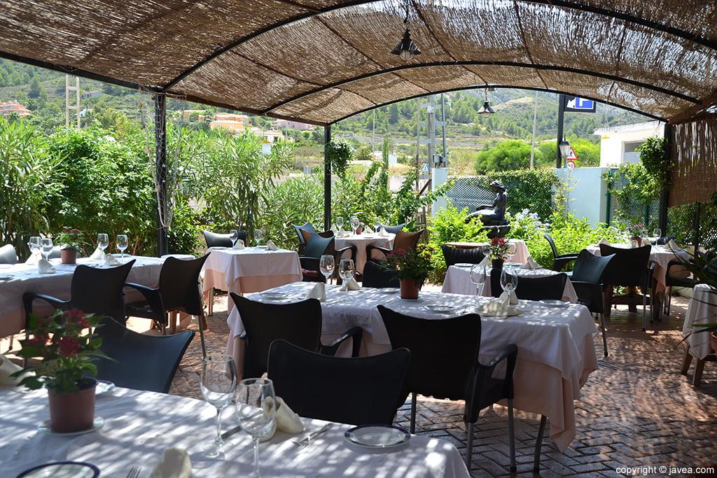 Terraza Restaurante Montevideo
