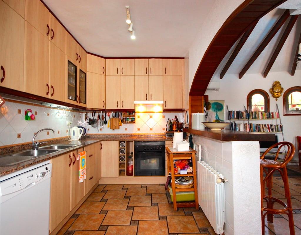 Cocina abierta villadom spain j x - Cocina abierta ...