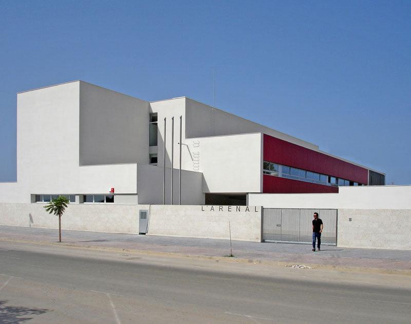 Colegio del Arenal