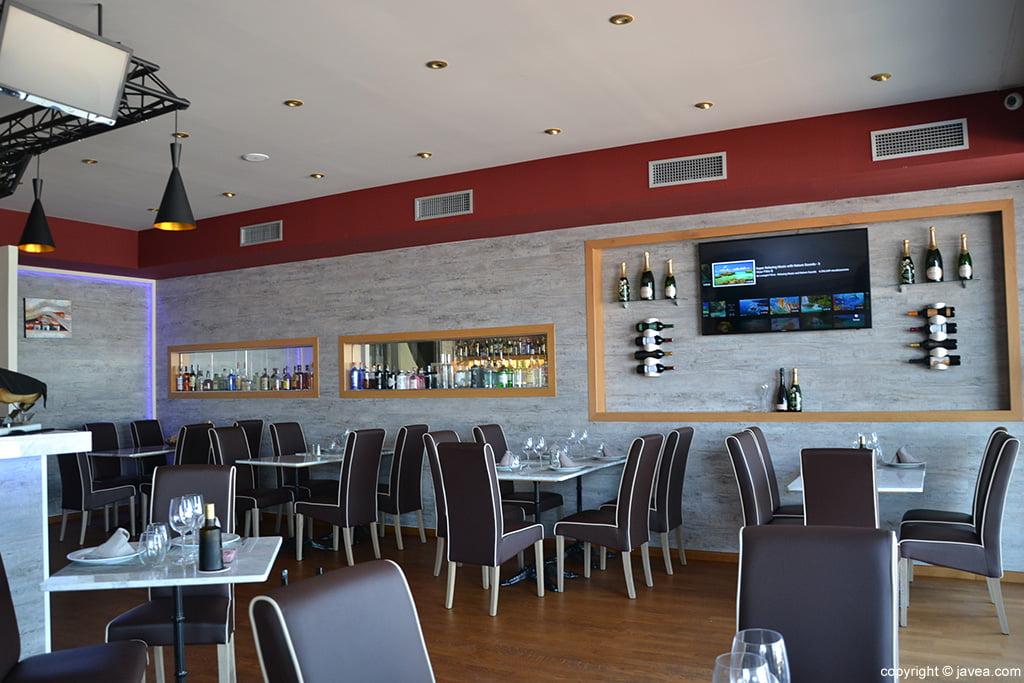 Comedor Restaurante Los Amigos - Jávea.com | Xàbia.com
