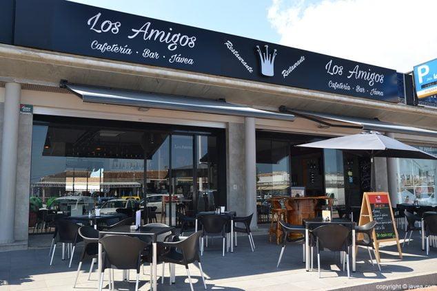 Imatge: Entrada Restaurant Els Amics