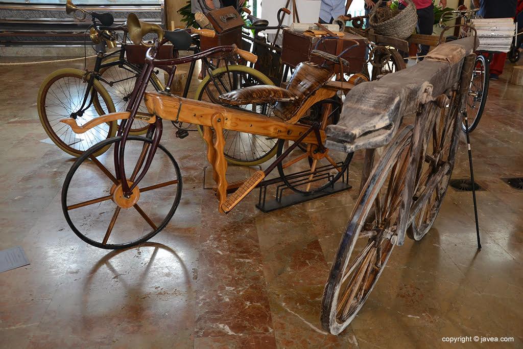 Exposición de bicis clásicas y antiguas (1)