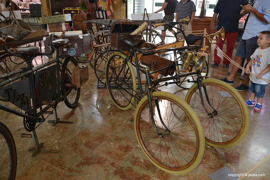 Exposición de bicis clásicas y antiguas (10)