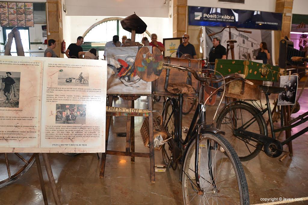 Exposición de bicis clásicas y antiguas (15)
