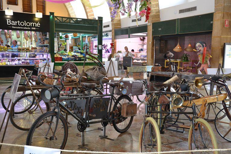 Exposición de bicis clásicas y antiguas (2)