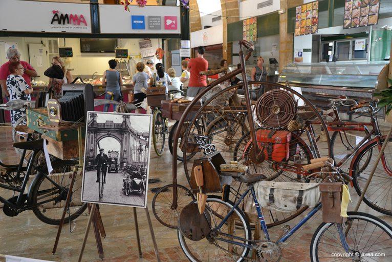 Exposición de bicis clásicas y antiguas (3)