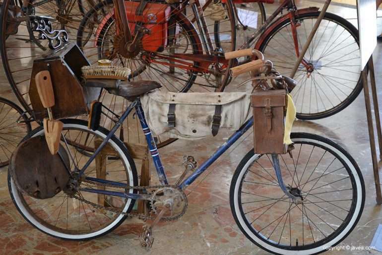 Exposición de bicis clásicas y antiguas (4)