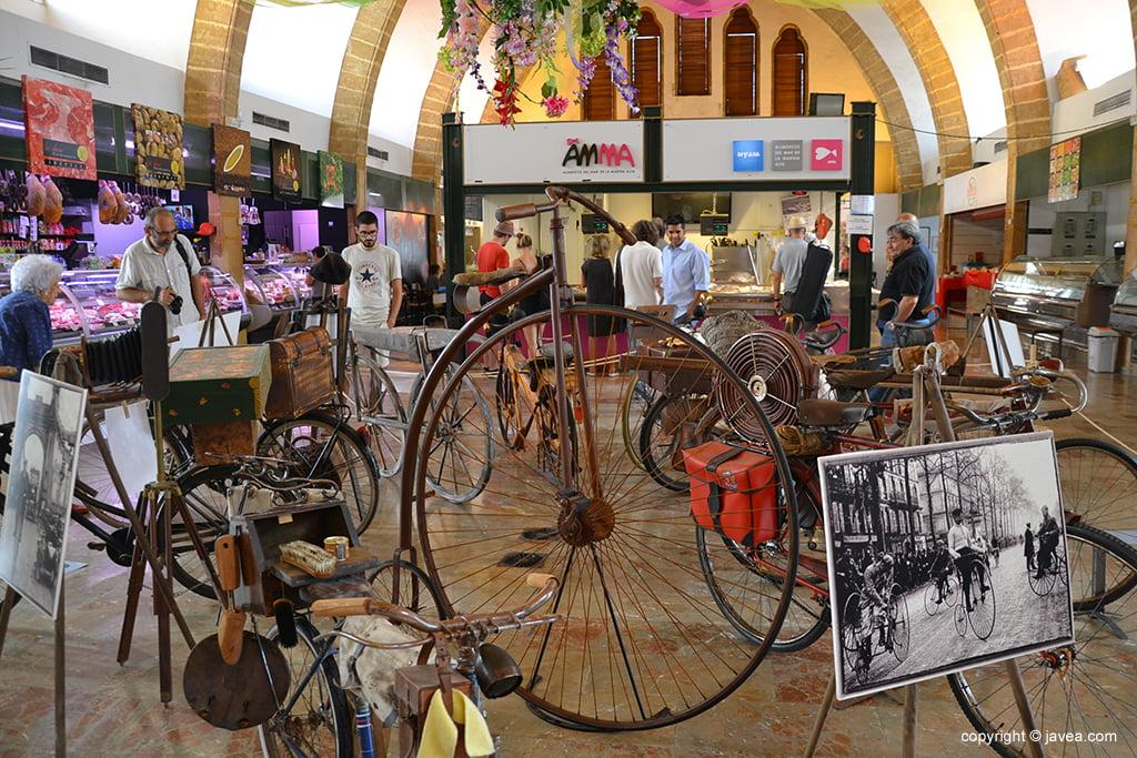 Exposición de bicis clásicas y antiguas (5)