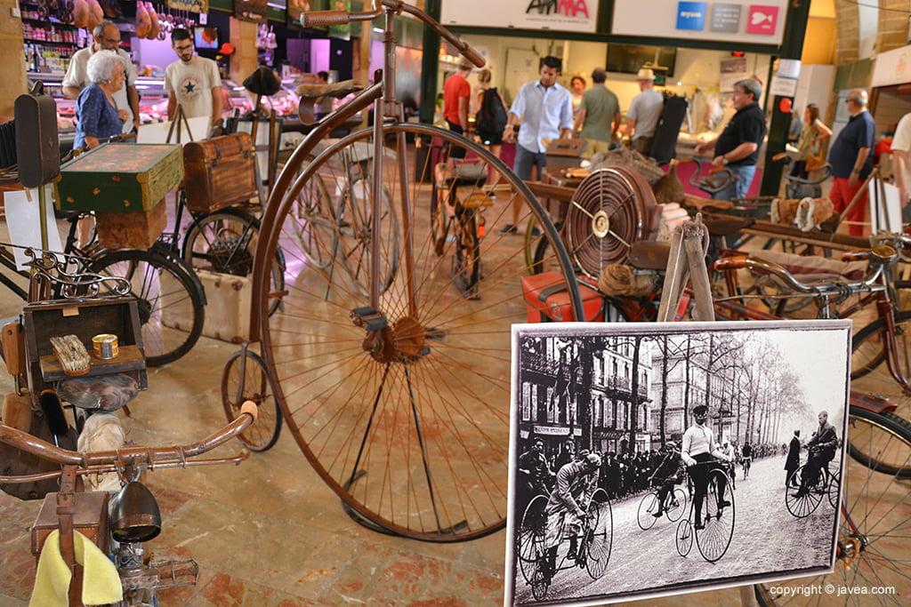 Exposición de bicis clásicas y antiguas (6)