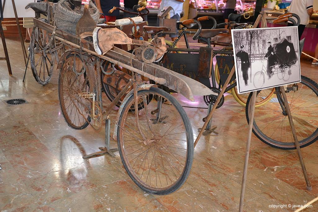 Exposición de bicis clásicas y antiguas (8)