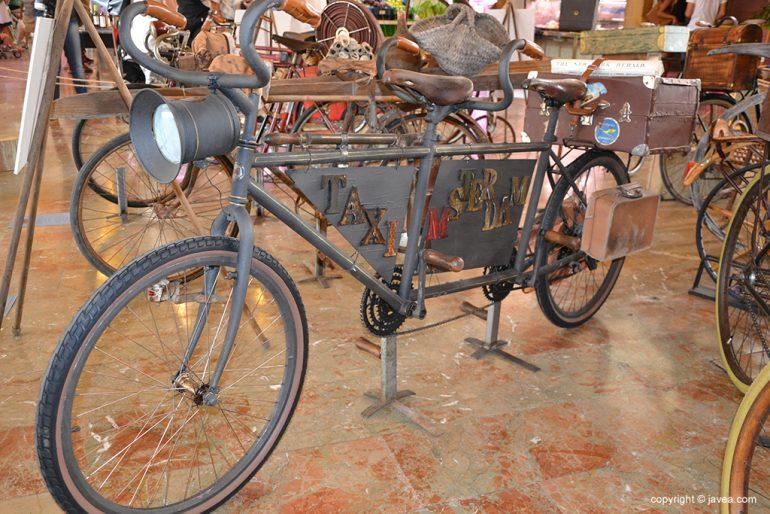 Exposición de bicis clásicas y antiguas (9)