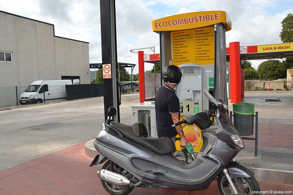 Gasolina Gasolinera Ecocombustible