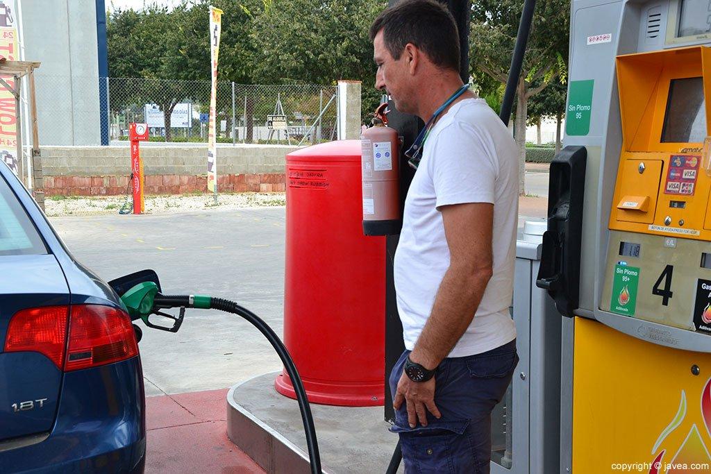 Gasolinera Ecocombustible gasolinera