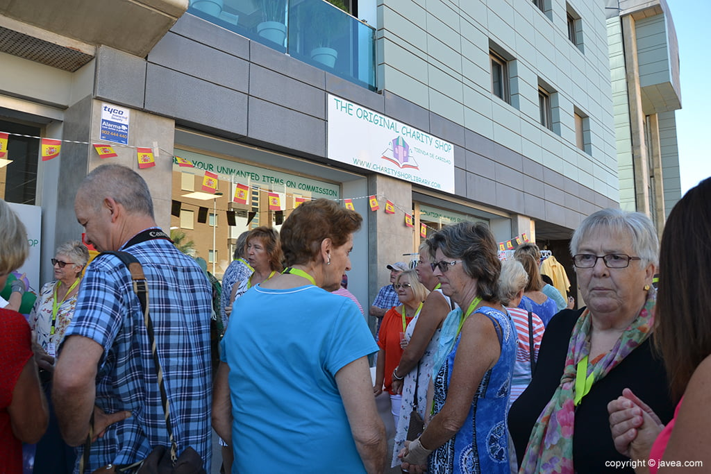 Inauguración The Original Charity Shop