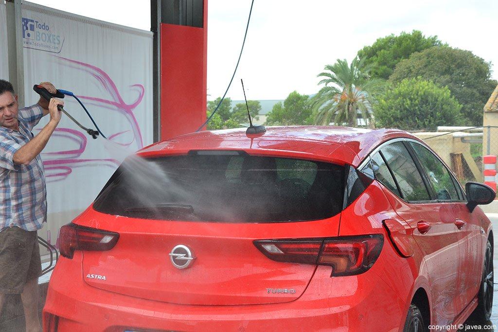 Lavadero Gasolinera Ecocombustible
