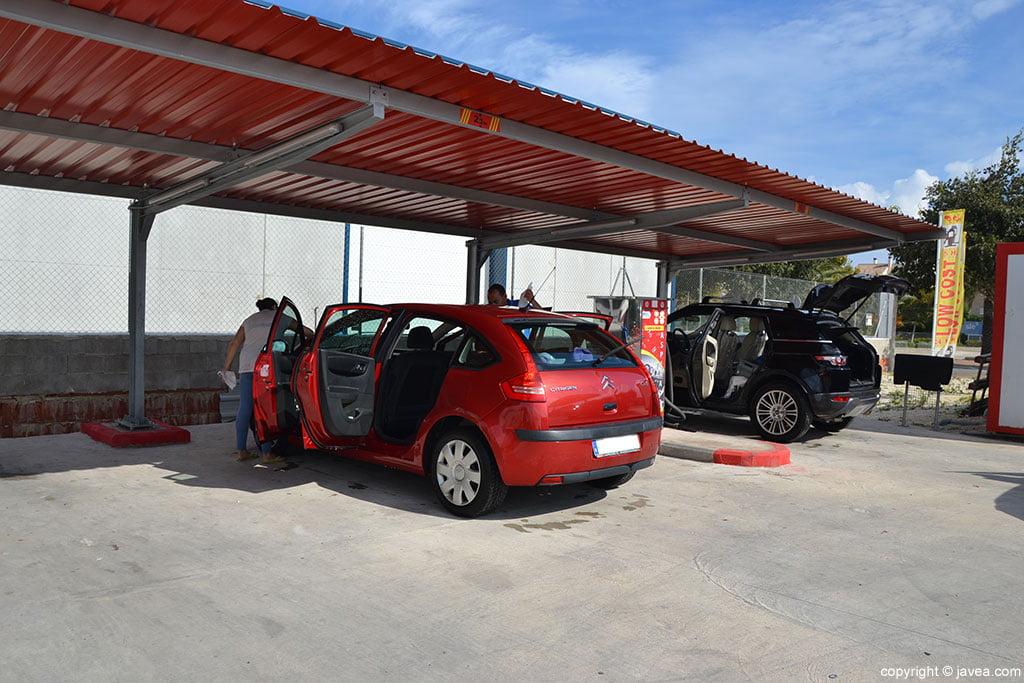 Limpieza Gasolinera Ecocombustible