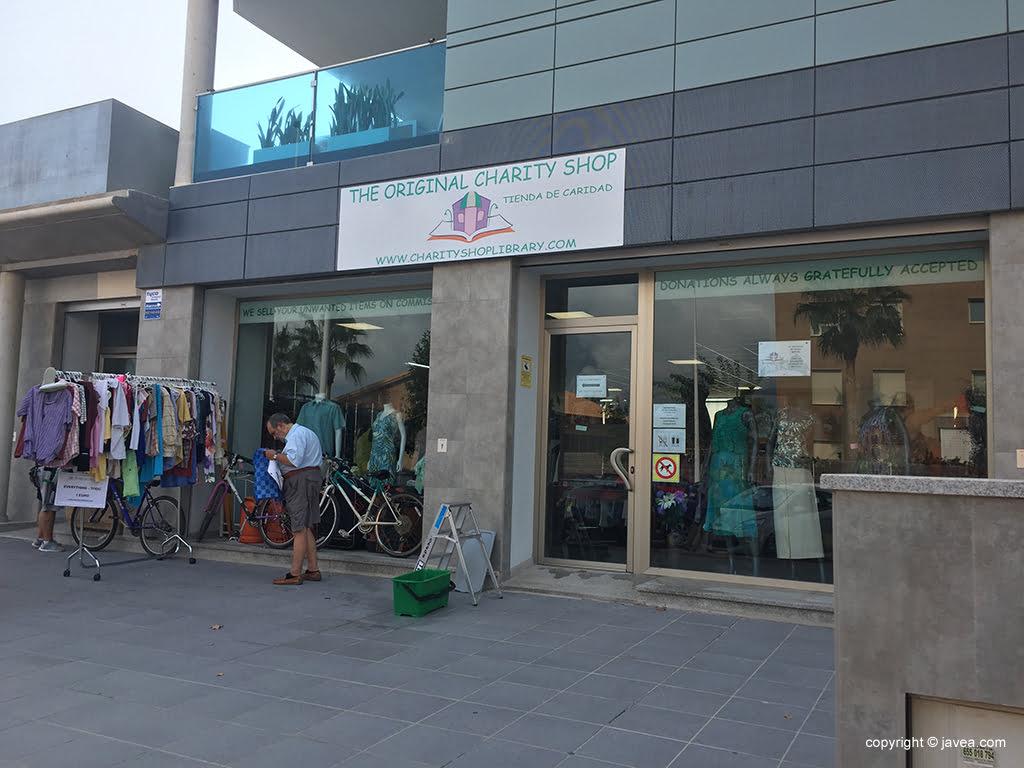 Nueva tienda Charity Shop