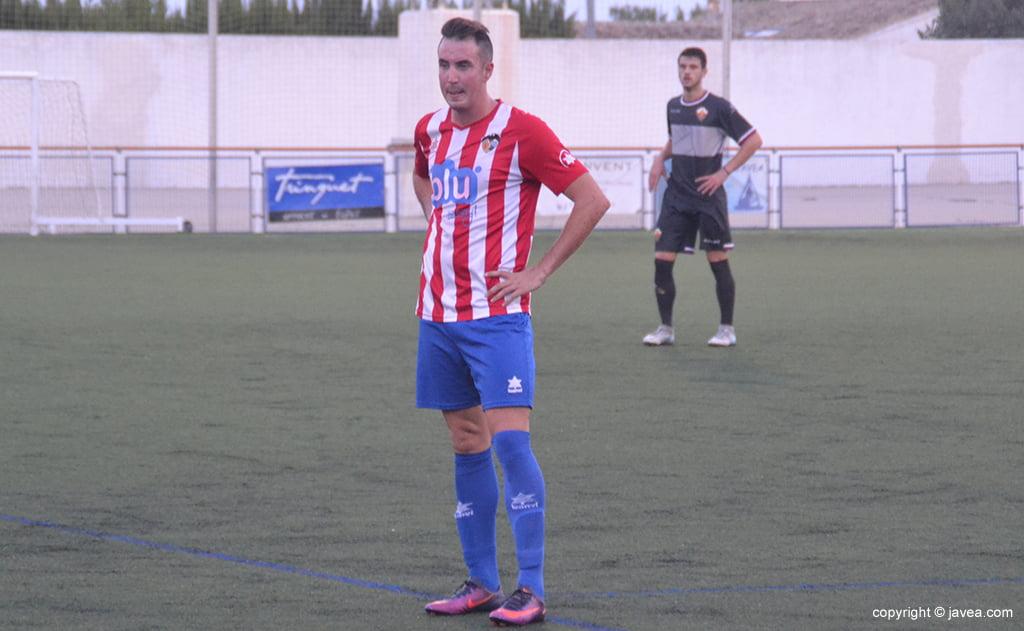 Rubén Ortolá se pierde el derbi por lesión