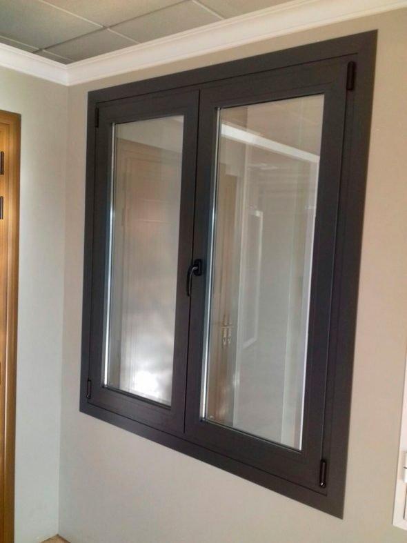 Colocacion de ventanas de pvc elegant fabricacin e for Colocacion de ventanas de aluminio