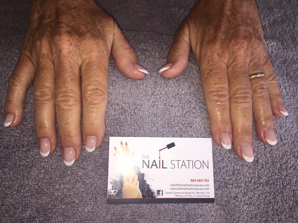 Stylish Manicure The Nail Station - Jávea.com | Xàbia.com