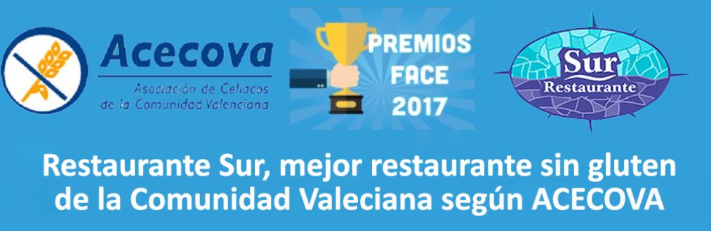 Premio Face Restaurante Sur