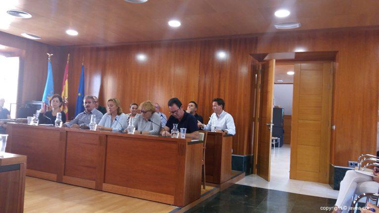 Sesión plenaria octubre 2017