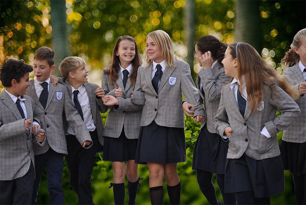 Alumnes Lady Elisabeth School