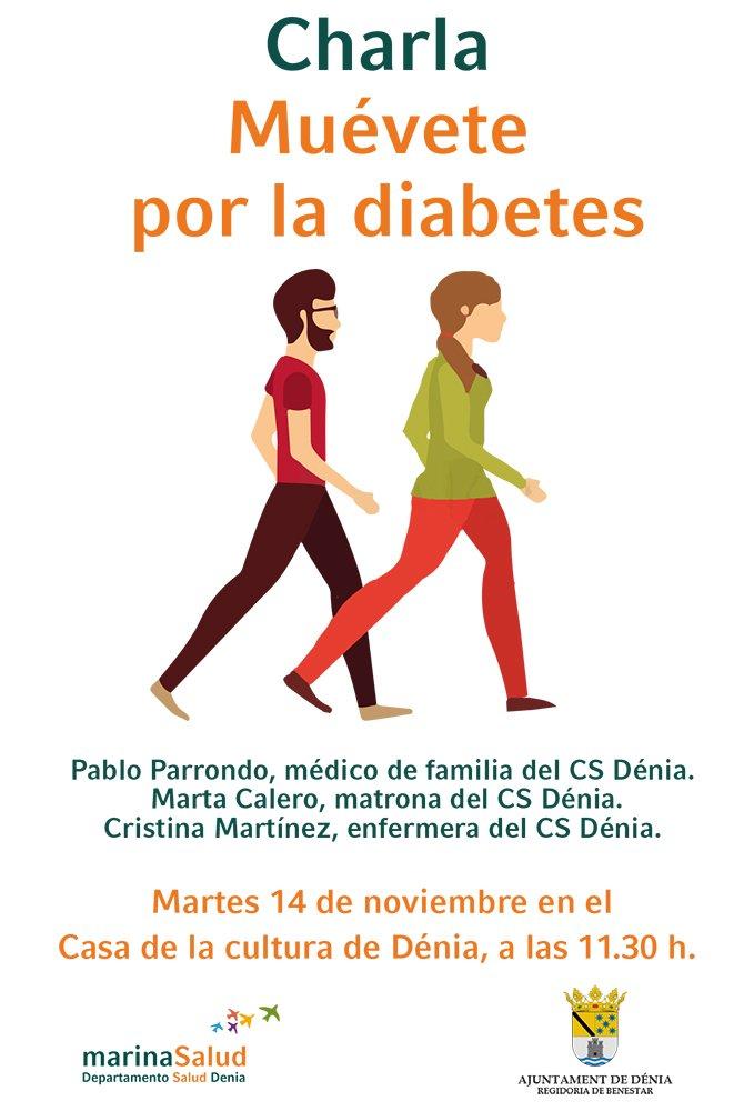 Charla de Diabetes en Denia