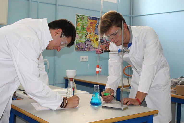 Ciencia Lady Elisabeth School