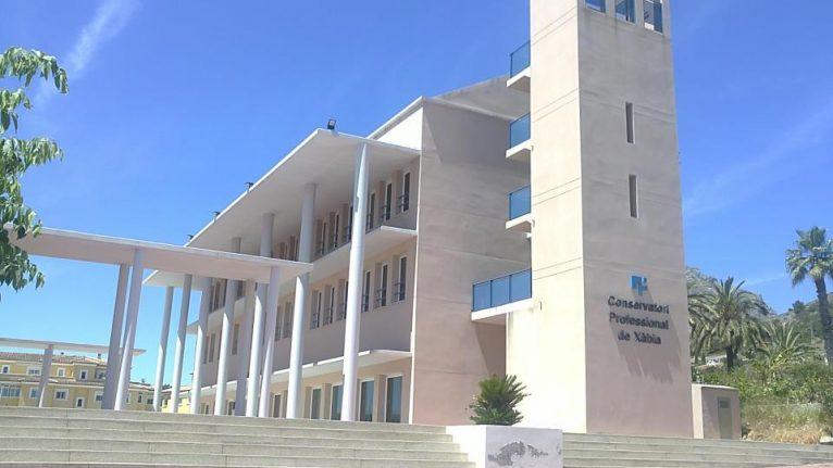 Conservatorio de música de Xàbia
