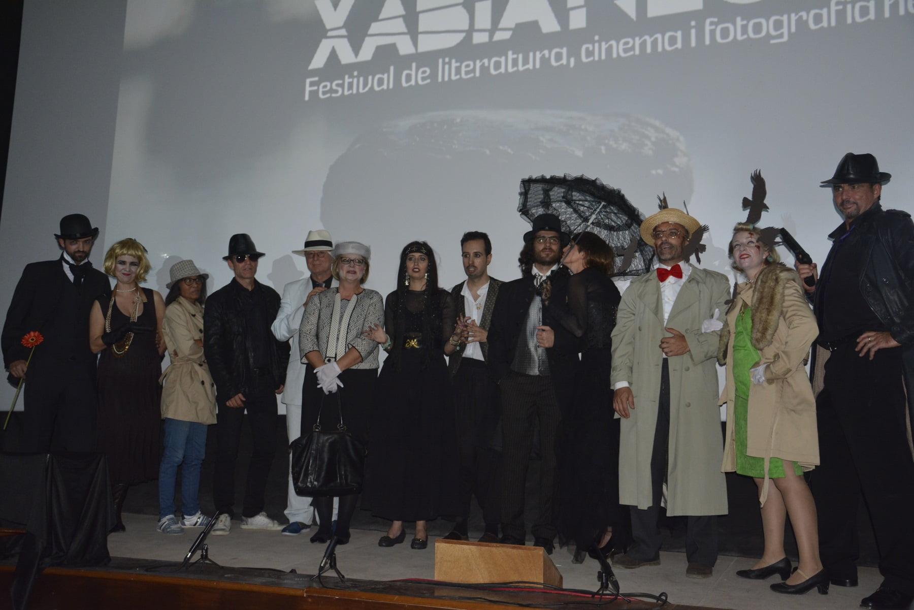 Festival Xàbia Negra
