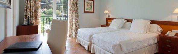 Habitacions Hotel Les Rotes