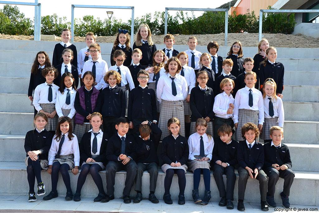 Alumnos Lady Elizabeth School - Jávea.com