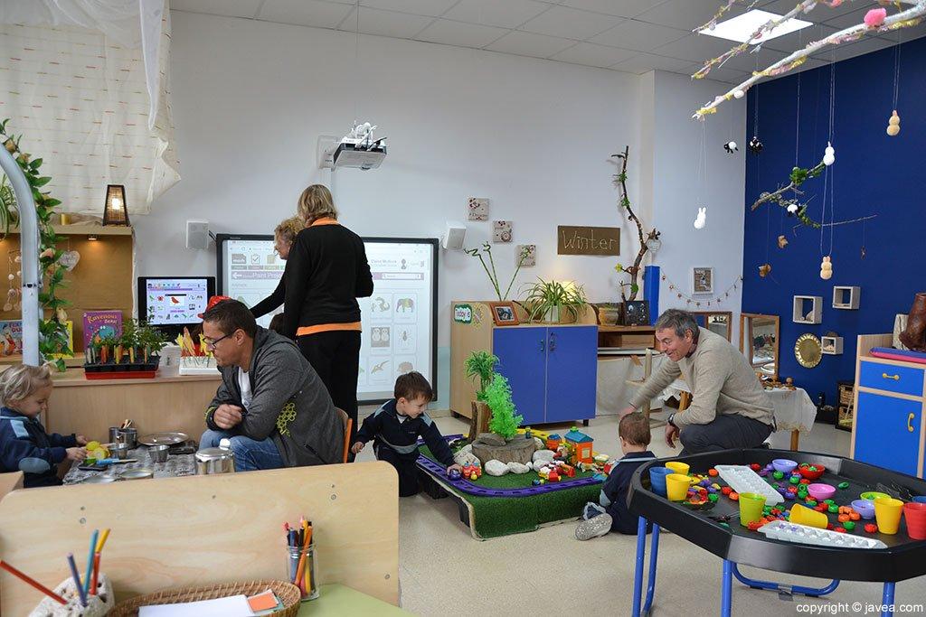 Instal·lacions Lady Elizabeth School