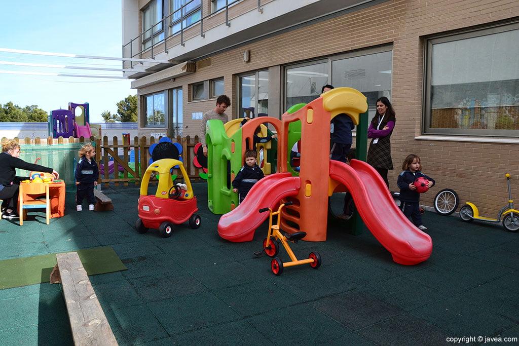 Parc Lady Elizabeth School