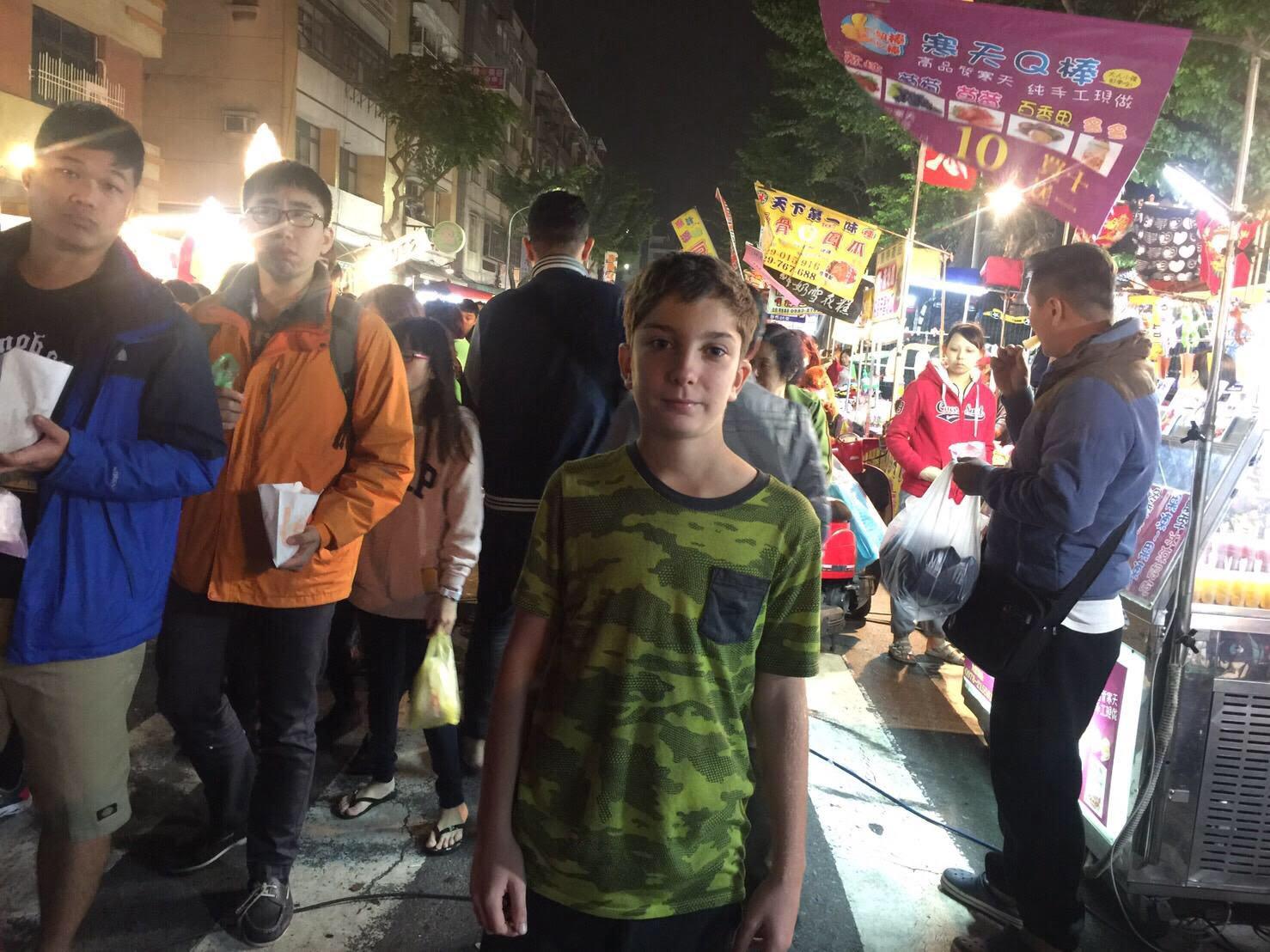 Pepe Catalá Pérez en Taiwan