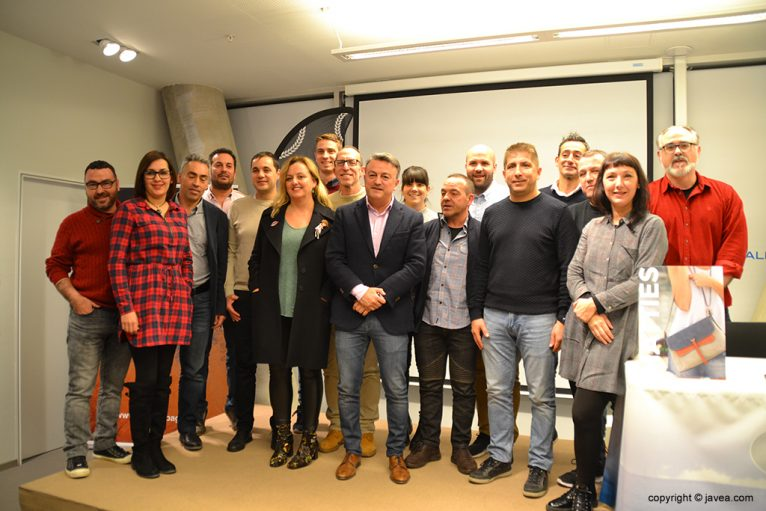 Mayors and councilors of sports of the participating municipalities