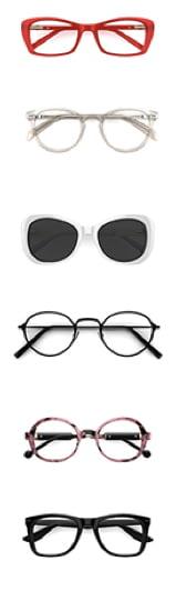 Variedad de gafas Specsavers Opticas