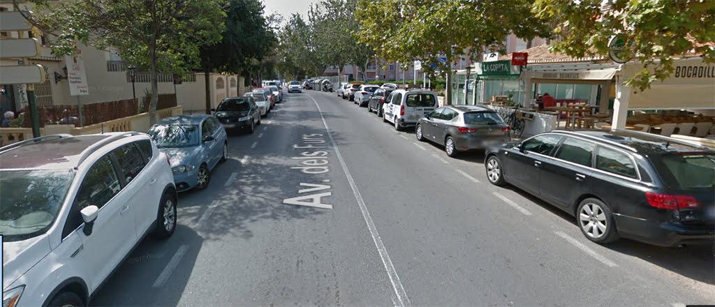 Avenida dels Furs