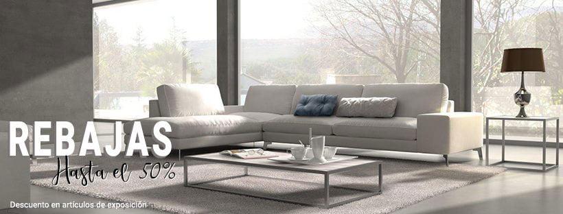 Aprovecha las rebajas de muebles mart nez con hasta un 50 for Rebajas muebles