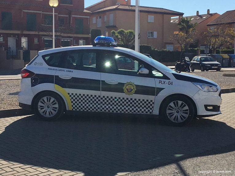 Policía Local Xàbia