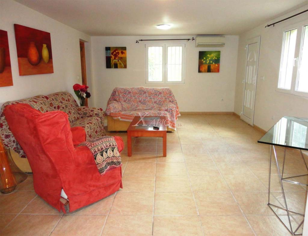 Sala de estar apartamento xabiga inmobiliaria j - De salas inmobiliaria ...