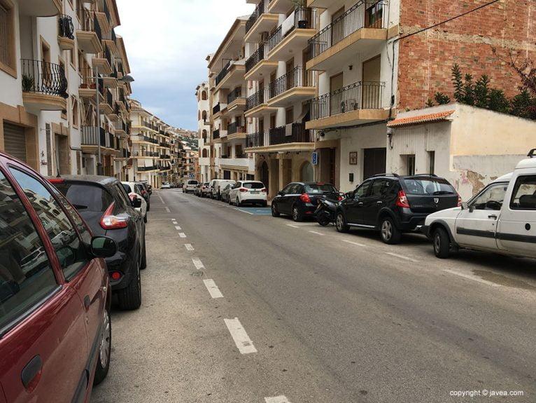 Calle Arquitecto Urteaga