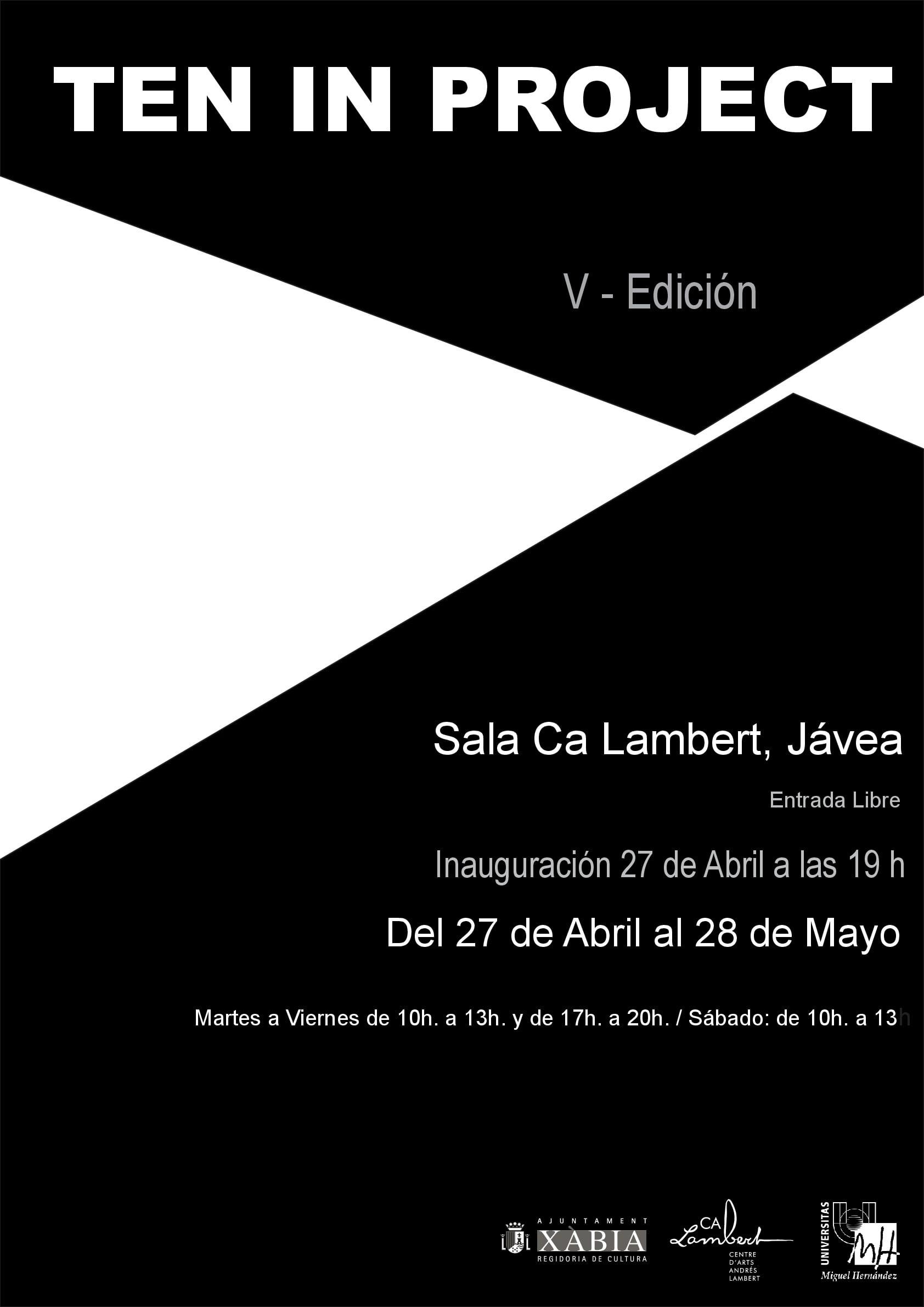Exposición de los alumnos de Bellas Artes de Altea