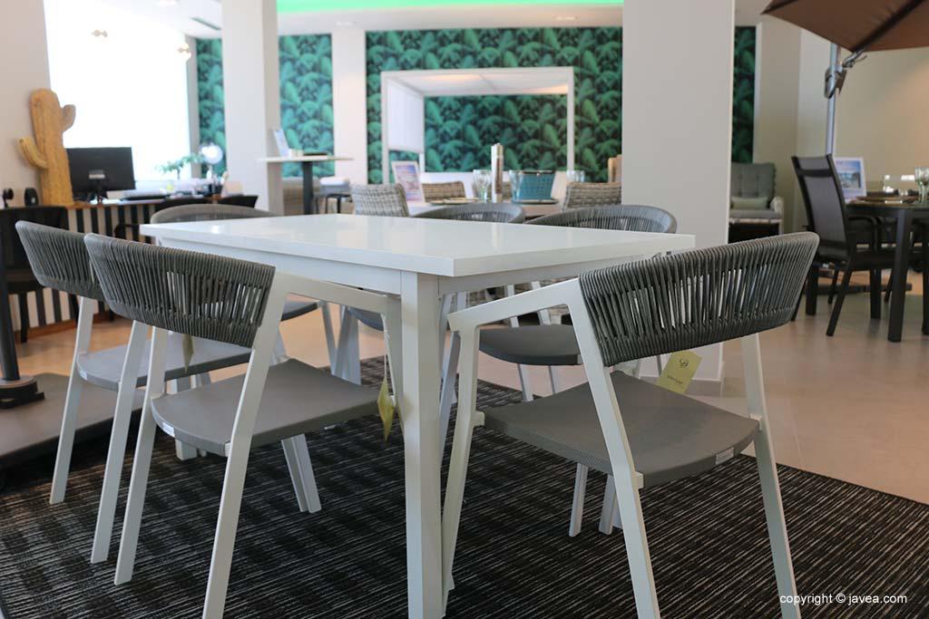 mesas y sillas de exterior estupendas sillas y mesas de exterior mcj biard j vea